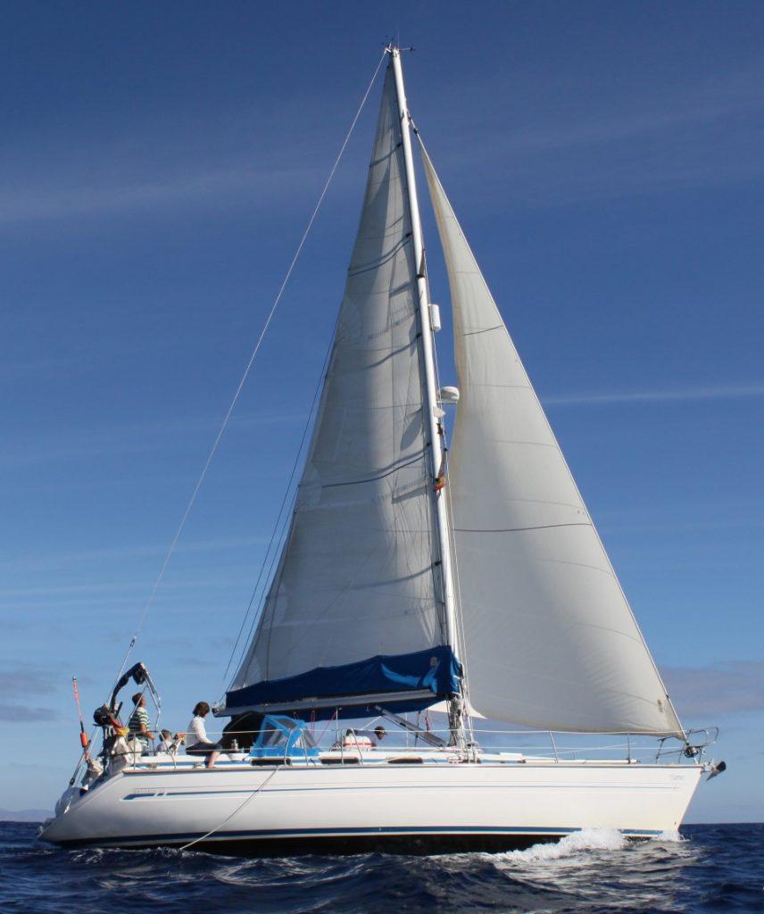 SY HANEES - Yachtsport Greubel & Morys