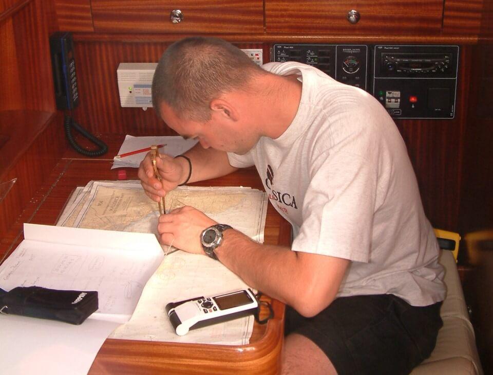 Ausbildungstörn - Yachtsport Greubel & Morys