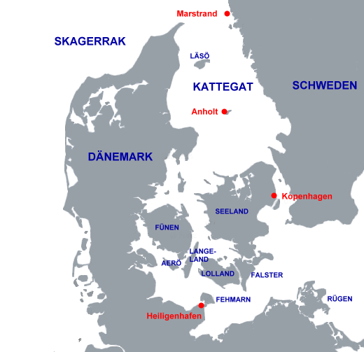 Schärentörn - Yachtsport Greubel & Morys